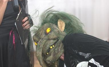 Празднование Хеллоуина-2015 в Художественном музее  - фото 3