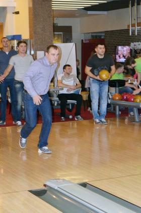 Фото 42 - Корпоративный турнир по боулингу