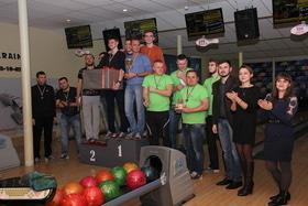 Фото 8 - Корпоративный турнир по боулингу