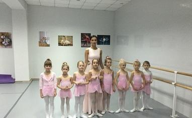 Ballet school - Наши ученики - фото 1