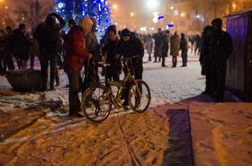 Фото 9 - Черкассы. Новый год 2016