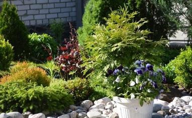 Terrassa - Летний сад - фото 1