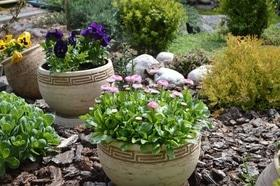 Фото 11 - Летний сад