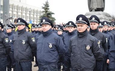 Присяга новой черкасской патрульной полиции - фото 5