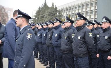 Присяга новой черкасской патрульной полиции - фото 3