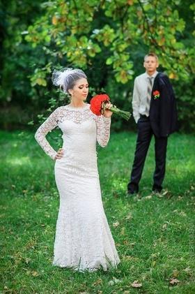 Фото 16 - Свадьба