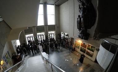 """Выставка современного искусства """"Антракт"""" - фото 1"""