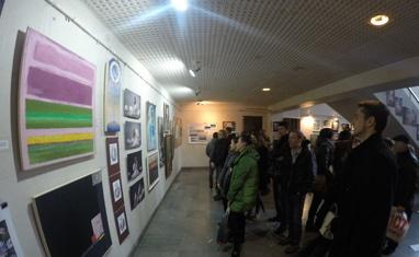 """Выставка современного искусства """"Антракт"""" - фото 2"""