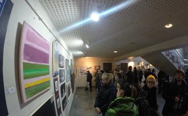 """Выставка современного искусства """"Антракт"""" - фото 3"""