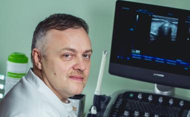 Латыш Игорь Анатольевич – врач ультразвуковой диагностики высшей аттестационной категории. Стаж 21 год.