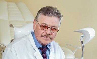 Панасенко Владимир Григорьевич – врач акушер-гинеколог первой категории. Стаж 31 год.
