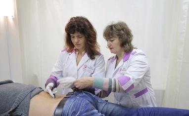 Мир здоровья - Процедура гирудотерапии - фото 5