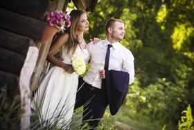 Фото 1 - Свадебная фото-видео съемка