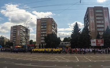 Качай пресс: национальный рекорд в Черкассах - фото 1