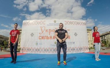 Качай пресс: национальный рекорд в Черкассах - фото 2