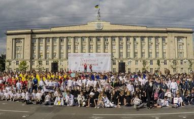 Качай пресс: национальный рекорд в Черкассах - фото 4