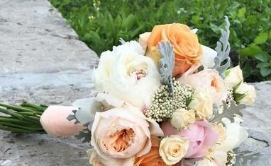 Букет - Свадебные букеты - фото 2