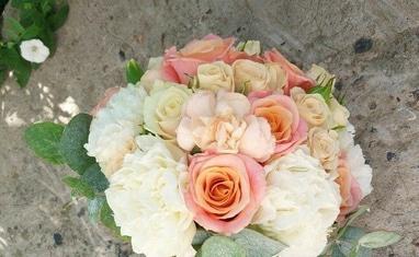 Букет - Свадебные букеты - фото 4