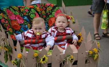 Парад детских колясок 2016 - фото 3