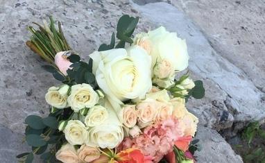 Букет - 25.06 Ombre Wedding - фото 1