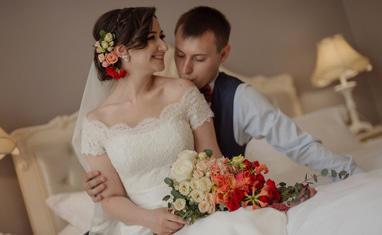 Букет - 25.06 Ombre Wedding - фото 5