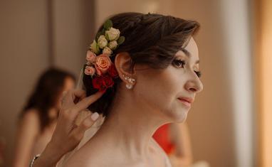Букет - 25.06 Ombre Wedding - фото 4