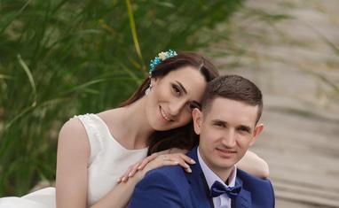 Букет - 11.06 Light Rustic Wedding - фото 5