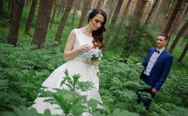 Букет - 11.06 Light Rustic Wedding - фото 4