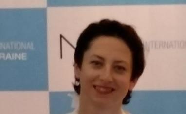 Анна Безуглая - Чемпионат Украины по Перманентному макияжу-2015 - фото 3