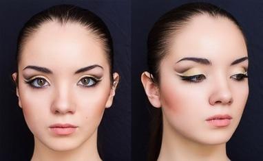 Анна Безуглая - Обучение профессиональному макияжу - фото 4