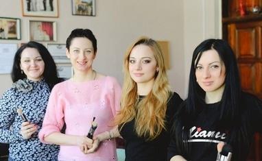 Анна Безуглая - Обучение профессиональному макияжу - фото 3