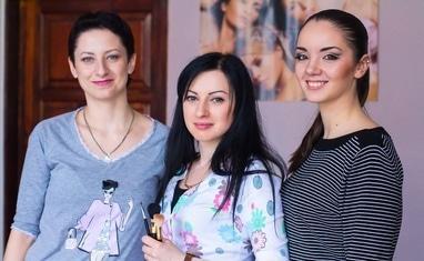 Анна Безуглая - Обучение профессиональному макияжу - фото 5