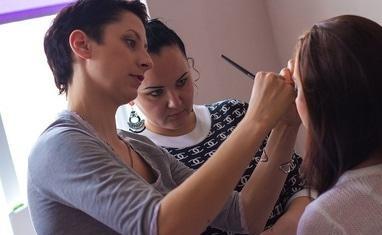 Анна Безуглая - Обучение профессиональному макияжу - фото 2