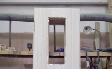Вагонка - Двери для бань - фото 1