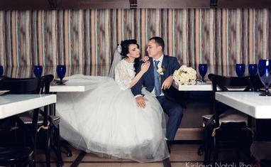 Кирилова Наталья - Свадебная съемка - фото 1