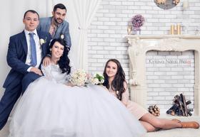 Фото 5 - Свадебная съемка