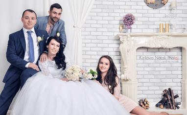 Кирилова Наталья - Свадебная съемка - фото 5