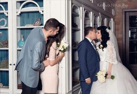 Фото 11 - Свадебная съемка