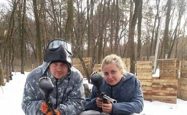 Paintball - Игра. Зима - фото 5