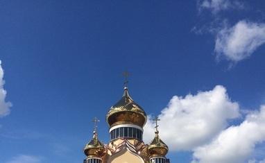 ТОВ Арка-плюс - Храм в г. Славутич. Есть весьма нестандартные конструкции - фото 1