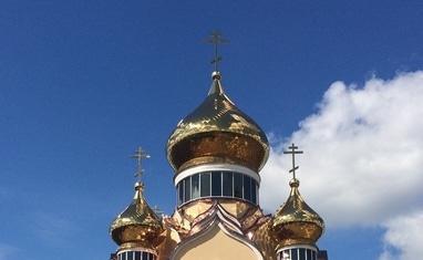 ТОВ Арка-плюс - Храм в г. Славутич. Есть весьма нестандартные конструкции - фото 2