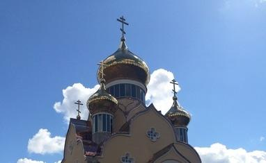ТОВ Арка-плюс - Храм в г. Славутич. Есть весьма нестандартные конструкции - фото 4
