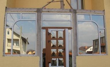 ТОВ Арка-плюс - Нестандартные окна и двери из ПВХ (Пластиковые) - фото 3