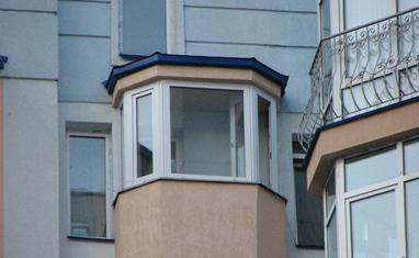 ТОВ Арка-плюс - Остекление балконов и лоджий - фото 3