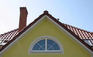 ТОВ Арка-плюс - Металлопластиковые окна для коттеджей - фото 1