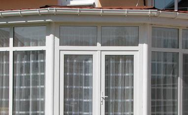 ТОВ Арка-плюс - Металлопластиковые двери - фото 2