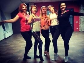 Фото 28 - Занятия в 'Shake It'