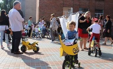 "Парад детских колясок ""Baby boom"" 2017 - фото 1"
