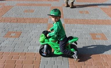 "Парад детских колясок ""Baby boom"" 2017 - фото 2"