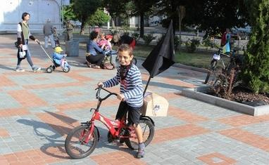 "Парад детских колясок ""Baby boom"" 2017 - фото 4"